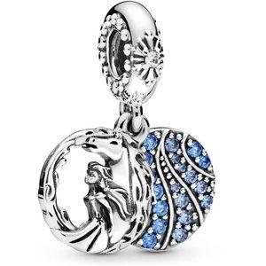 Pandora Disney Frozen Elsa & Nokk Dangle Charm